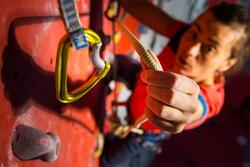 Klimtouw voor indoor klimmen Rock 10 mm x 25 m - 1002805