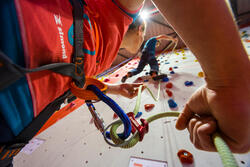 Klimtouw voor indoor klimmen Rock 10 mm x 25 m - 1002808