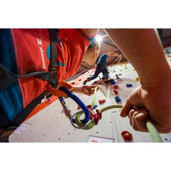 Corde d'escalade Indoor ROCK 10mm x 25m Verte