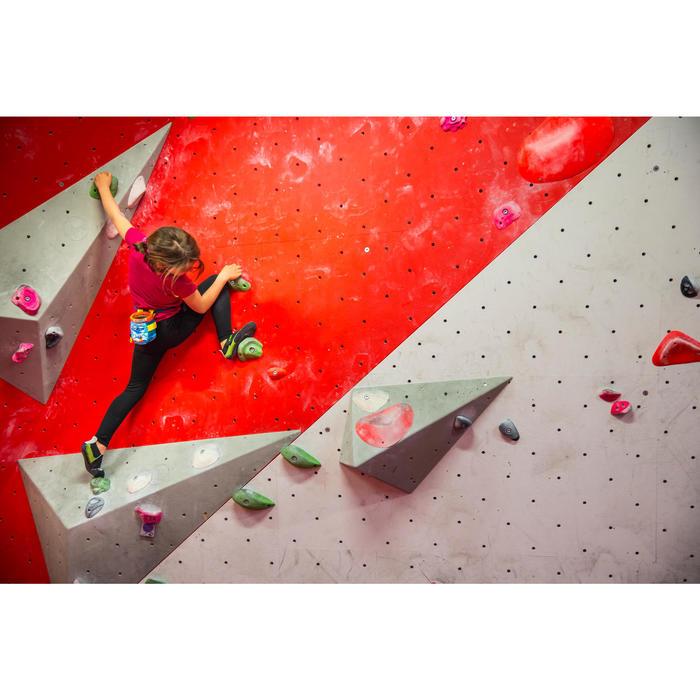 Kletterschuhe Rock Kinder graugrün