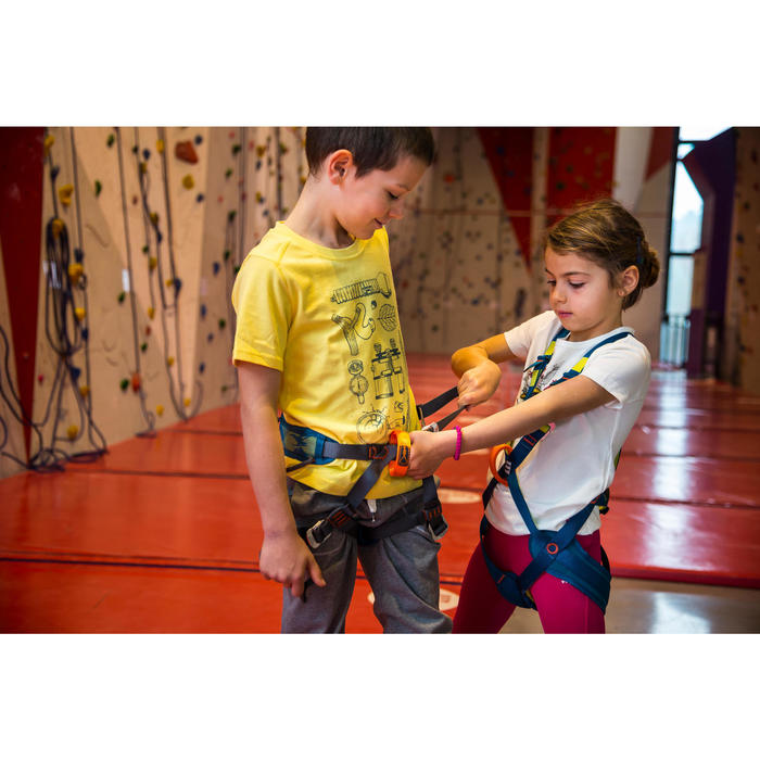 KID'S CLIMBING HARNESS - EASY JUNIOR