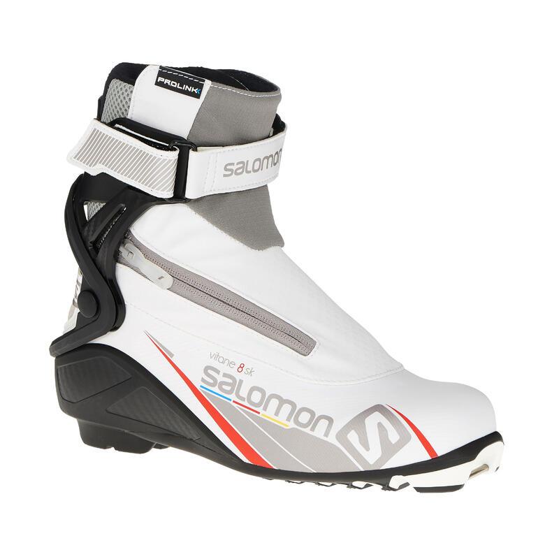 Langlaufschoenen voor dames, voor sportief skating, Vitane 8 SNS