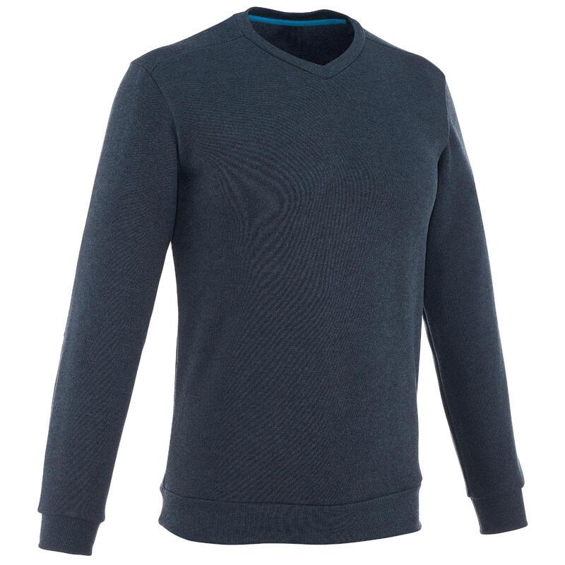 Camisola de caminhada - NH150 - Homem Azul marinho