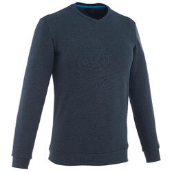 Pull randonnée nature homme NH150