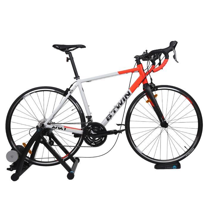 Voorwielsteun voor fietstrainer