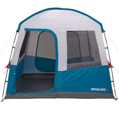 sejour a portes camping camp du randonneur 8 personnes upf30 bleu quechua. Black Bedroom Furniture Sets. Home Design Ideas
