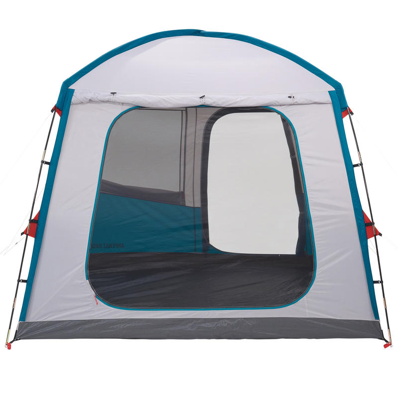 Pole-Supported Camping Living Area _PIPE_ 6-Person BASE ARPENAZ M