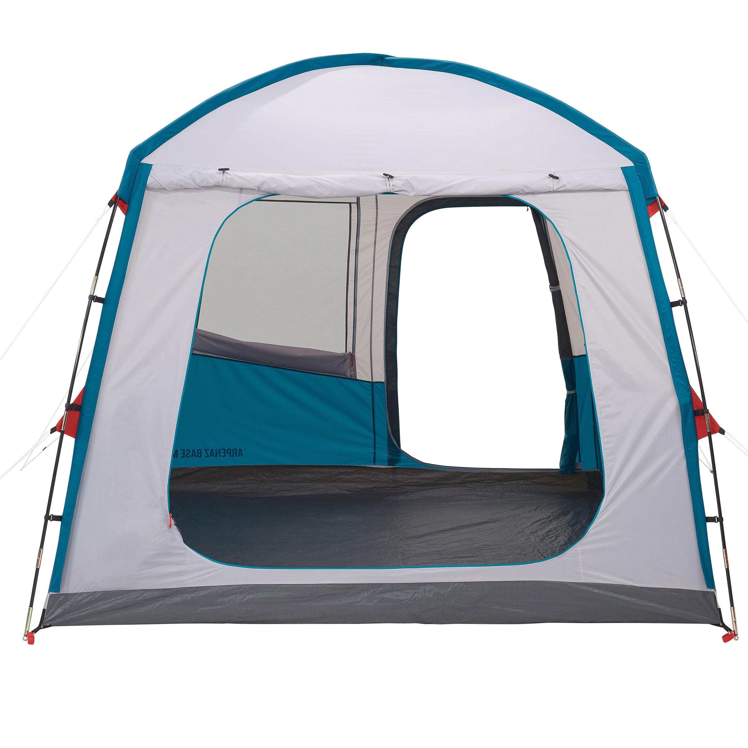 BASE ARPENAZ M Pole-Supported Camping Living Area _PIPE_ 6-Person