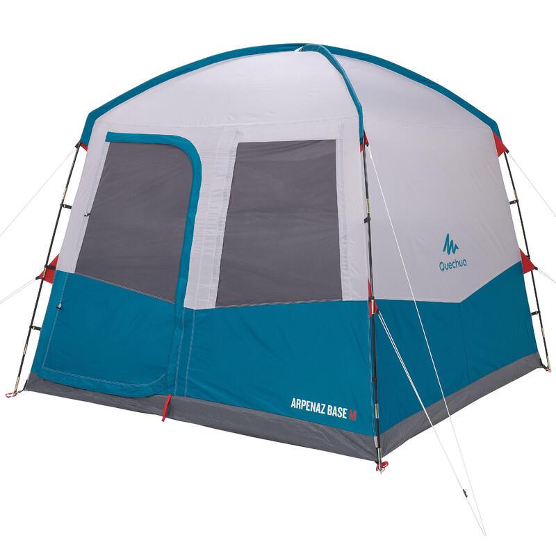 Refugio de camping Arpenaz base M | 8 personas