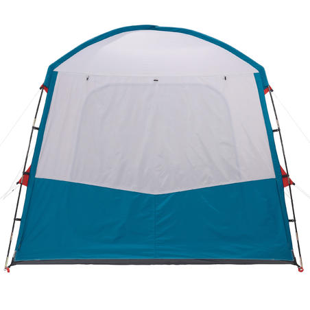 6 Person Pop-Up Easy Assemble Family Camping Tent (Arpenaz Base M) - Quechua