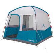 Habitáculo de camping Arpenaz base M | 8 personas
