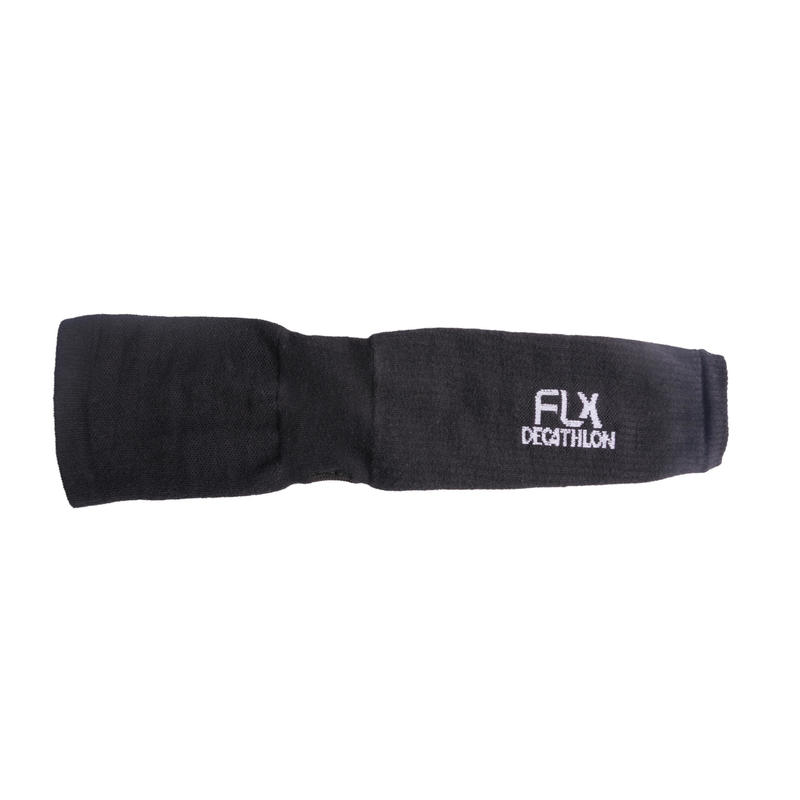 Cricket sleeve, anti abrasion, sun protect - Black