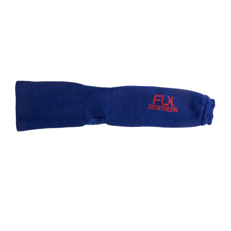 Cricket sleeve, anti abrasion, sun protect - Blue