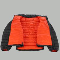 Men's Mountain Trekking Down Jacket - Temp Rating -10°C - Trek 500 - black