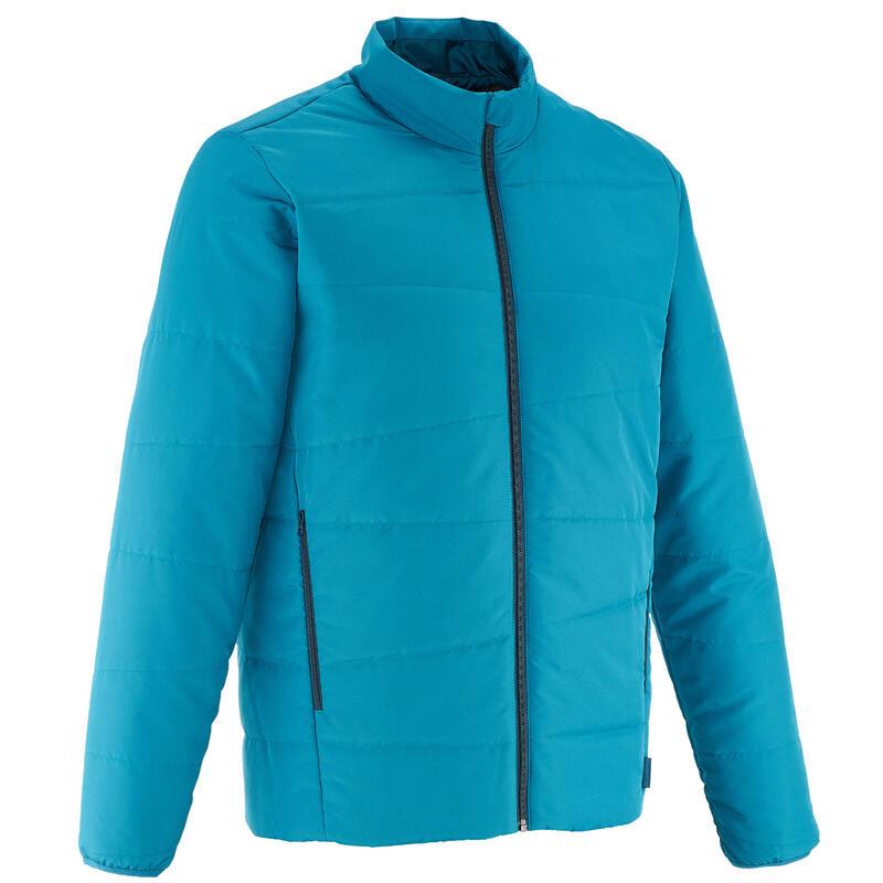 NH100 Men's Hiking Padded Jacket - Blue
