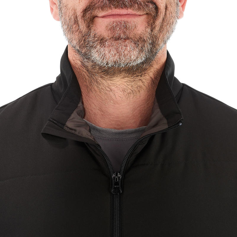 Doudoune de randonnée   NH100 homme noire