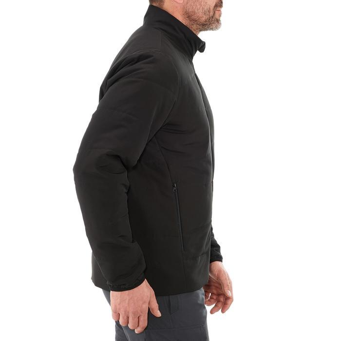 Wattierte Jacke NH100 Herren schwarz