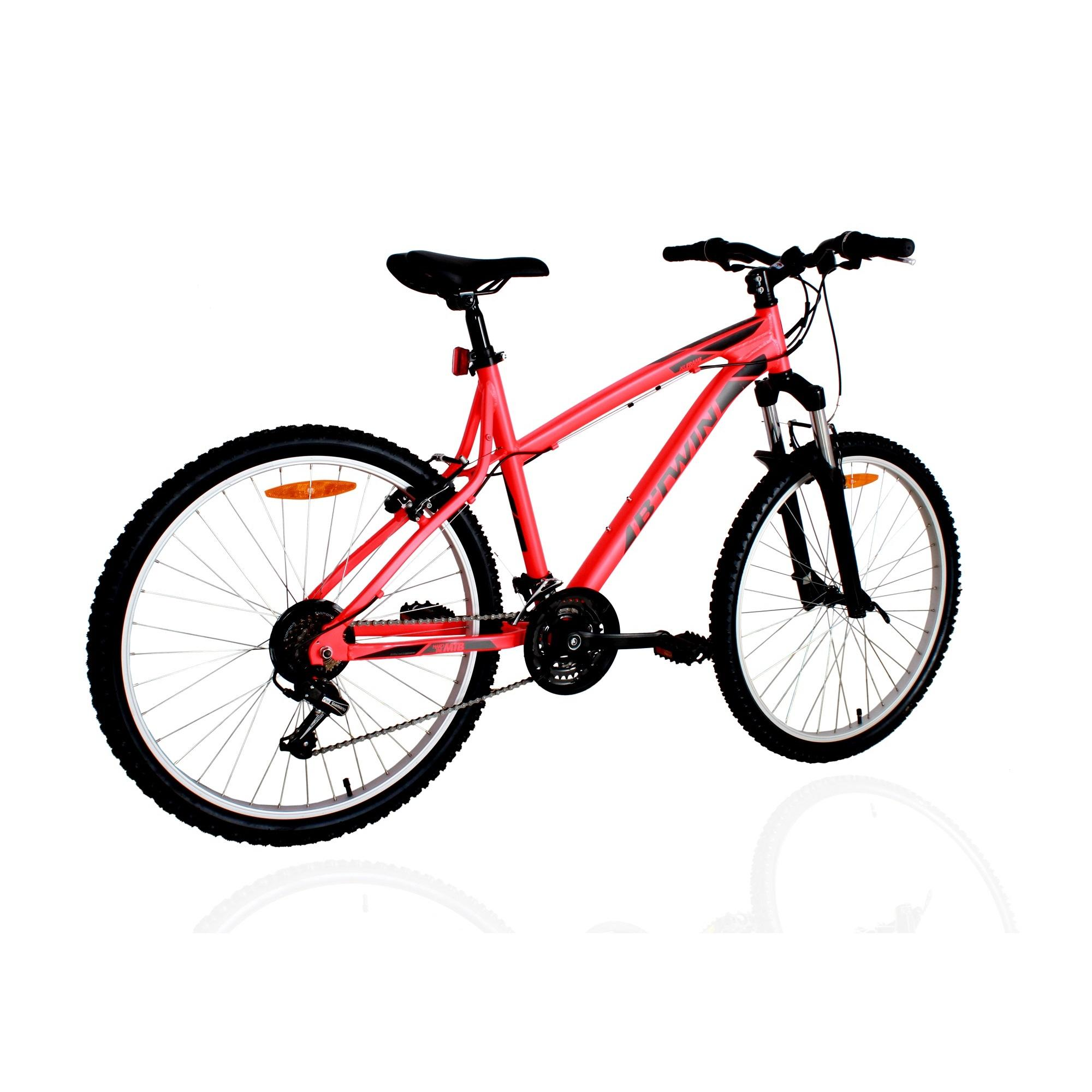 Btwin Rockrider 340 Orange MTB Cycle