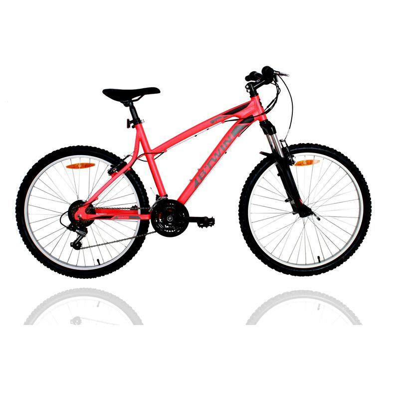 7515c1a83 Btwin Rockrider 340 Orange MTB Cycle
