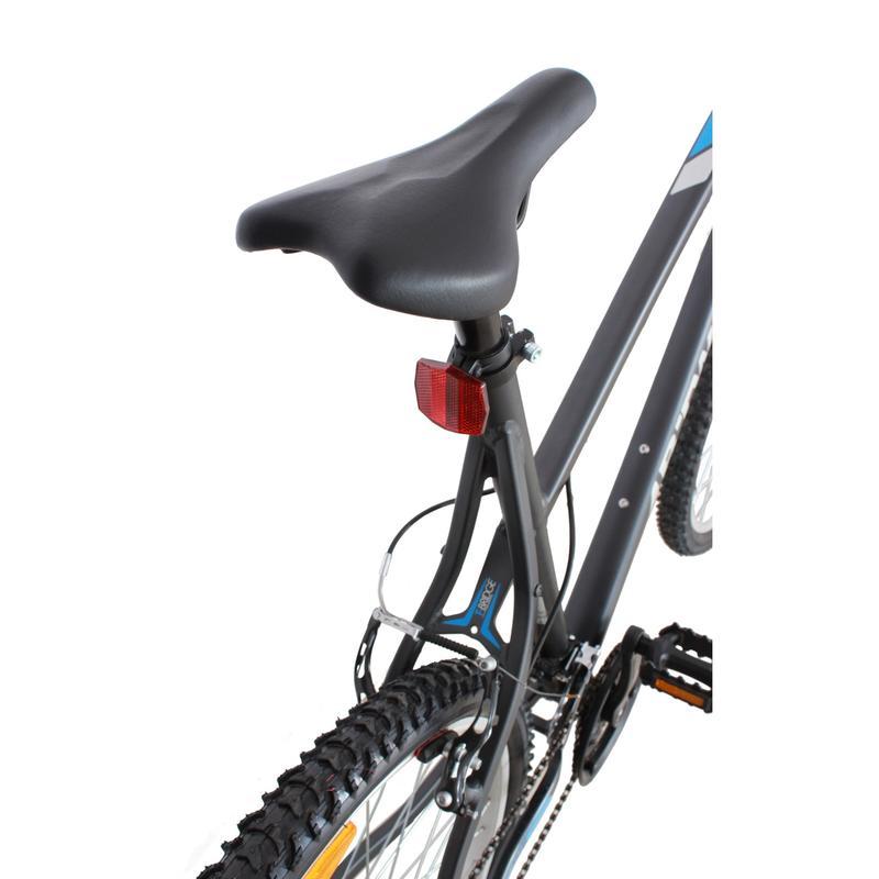 BTWIN ROCKRIDER 340 GREY MTB CYCLE