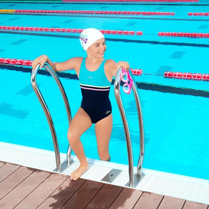 Maillot de bain de natation fille une pièce Loran - 1005357