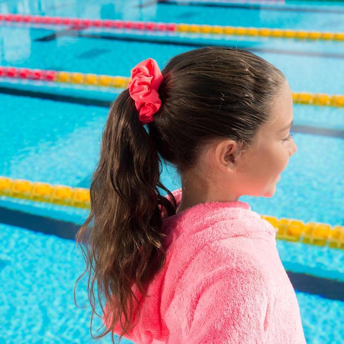 Coletero de natación para el pelo niña Rosa