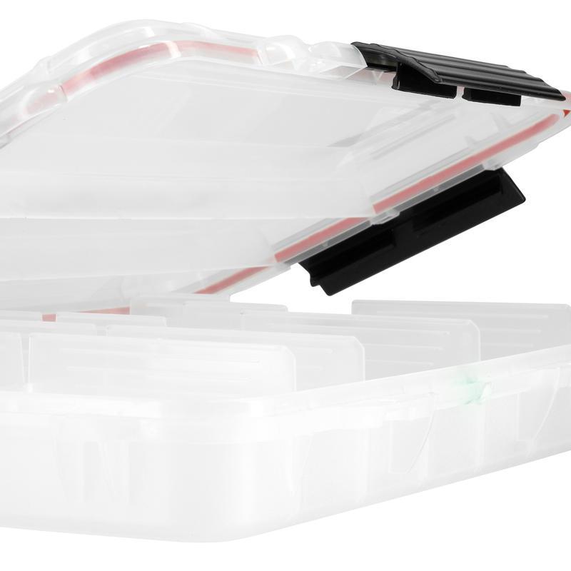 Waterproof fishing lure box XL