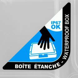 BOITE A LEURRES ETANCHE 900 # XL PÊCHE