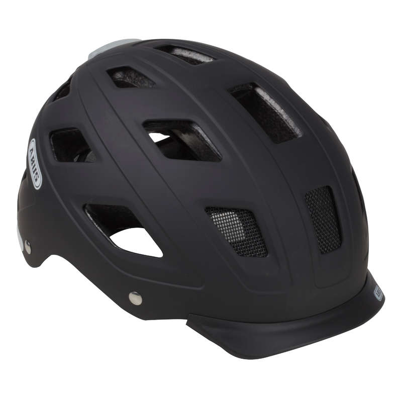 URBAN / INTERMODAL HELMET Cycling - Hyban Commuter Bike Helmet - Black ABUS - Cycling