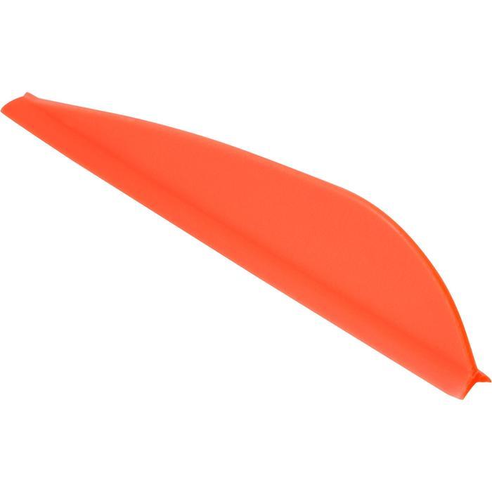 12 veren Club voor boogschieten rood