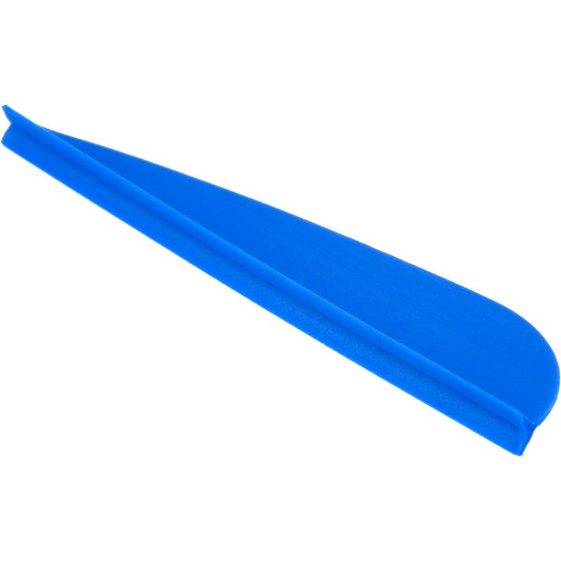 12 Club Archery Fletchings - Blue