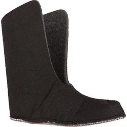 Botas Caza Solognac Sg 100 Toundra Forro Extraible impermeable Verde