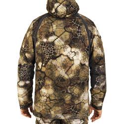 Waterdichte jas Actikam 500 camouflage Furtiv - 1005622