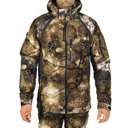Waterdichte jas Actikam 500 camouflage Furtiv - 1005623