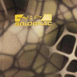 Waterdichte jas Actikam 500 camouflage Furtiv - 1005632