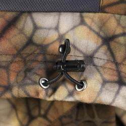Waterdichte jas Actikam 500 camouflage Furtiv - 1005642