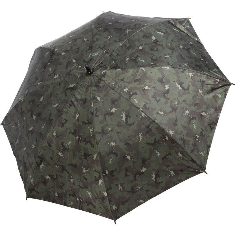 Camouflage Umbrella Island Green