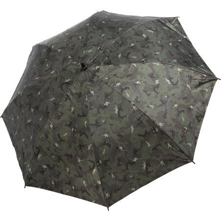 Parapluie de chasse camouflage Island vert