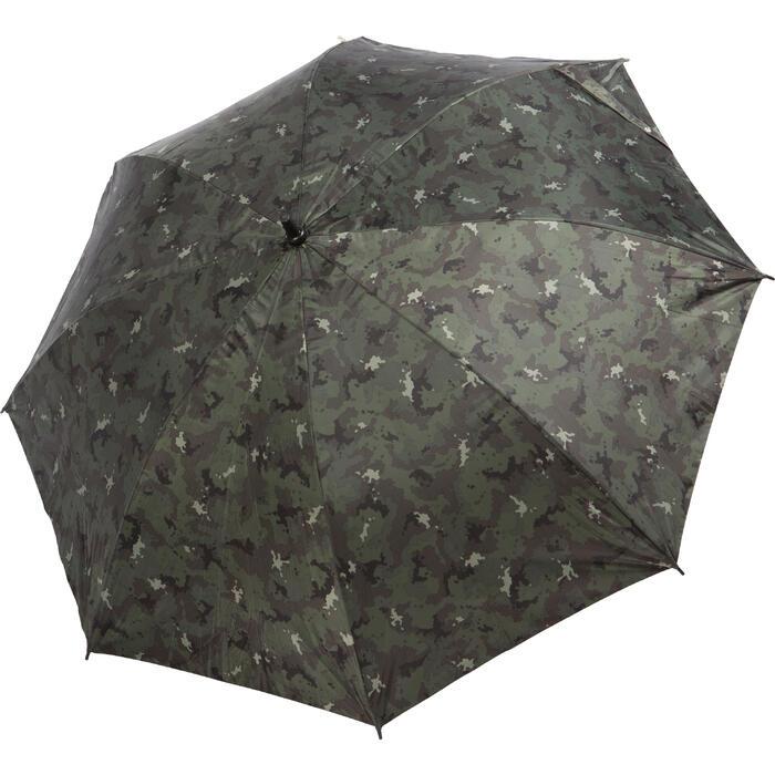 Paraplu voor de jacht camouflage Island groen