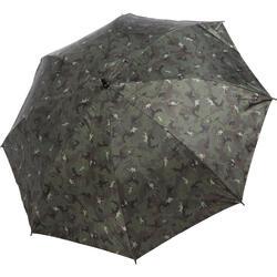 Parapluie chasse camouflage island vert