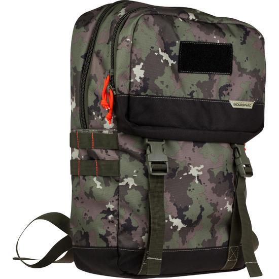 Rugzak X-Access 20 liter camouflage Island groen - 1005698