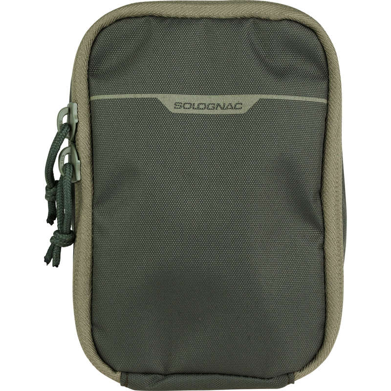 BAGS Shooting and Hunting - X-Acc Organizer Pocket - Medium SOLOGNAC - Hunting and Shooting Accessories