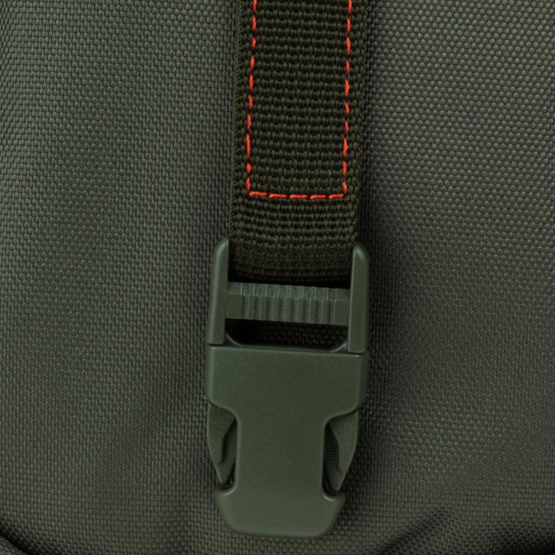 X-ACCESS ORGANIZER POUCH S 10x14 CM GREEN