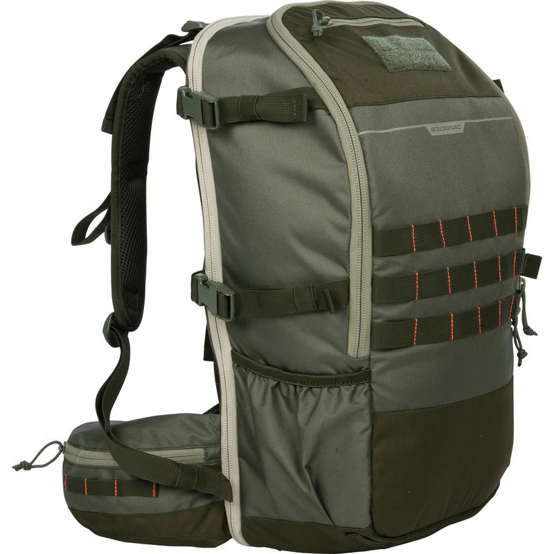 SAC A DOS CHASSE COMPACT 45L - VERT