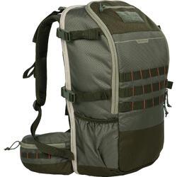Jagd-Rucksack X-Access 45 l kompakt kaki