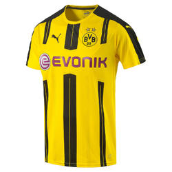 Voetbalshirt Borussia Dortmund thuisshirt volwassenen geel - 1005815