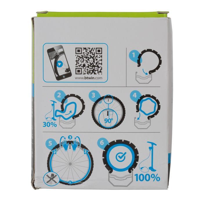 Fahrradschlauch 26 x 1,2/1,5 Presta-Ventil 48 mm