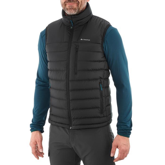 Dons bodywarmer voor trekking X-Warm heren - 1006101