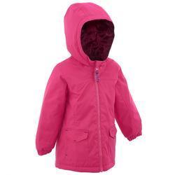 Warme kinderjas voor sneeuwwandelen SH100 warm