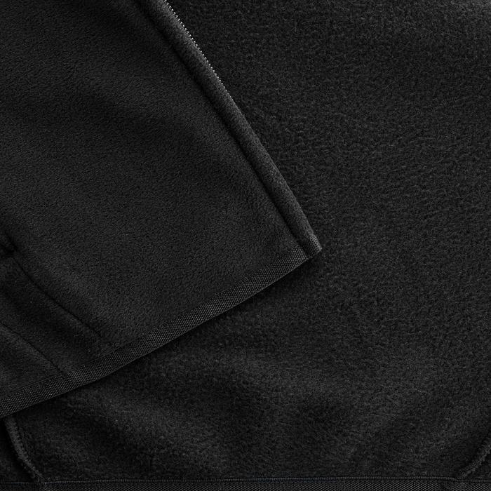 Fleeceweste Bergwandern MH120 Damen schwarz